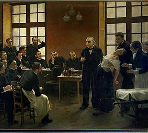 Jean-Martin Charcot a La Salpètriere